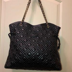 Tory Burch Bags - Authentic Pre-owned Tory Burch Black handbag.